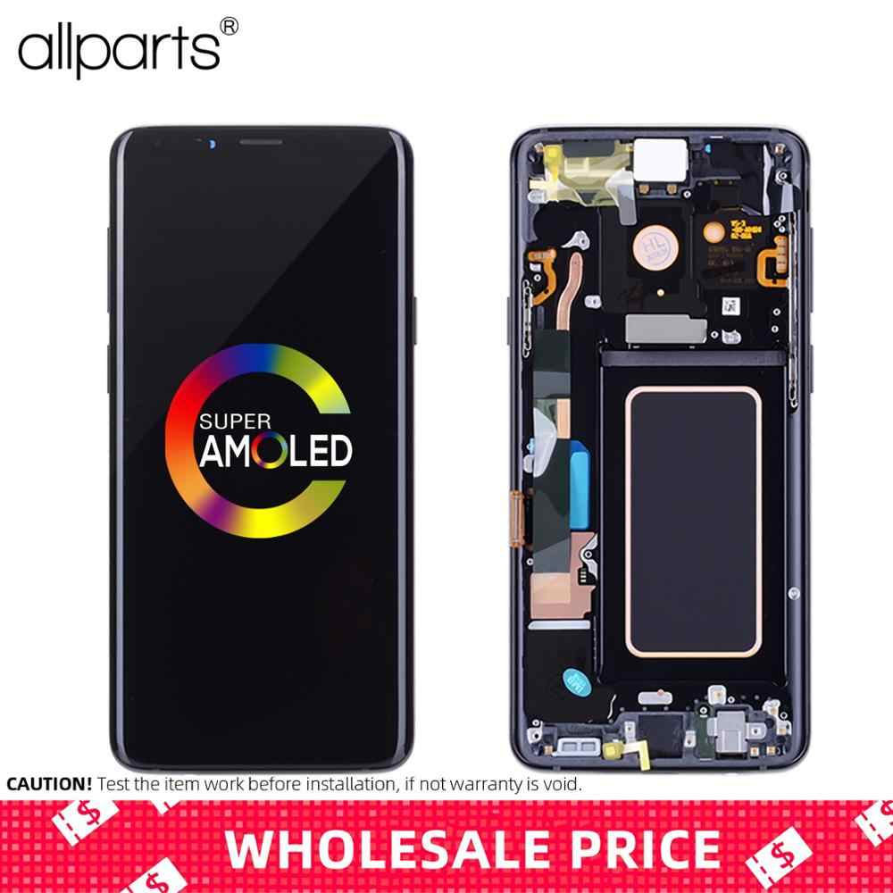 ORIGINAL AMOLED Replacement LCD for SAMSUNG Galaxy S9 S9+LCD