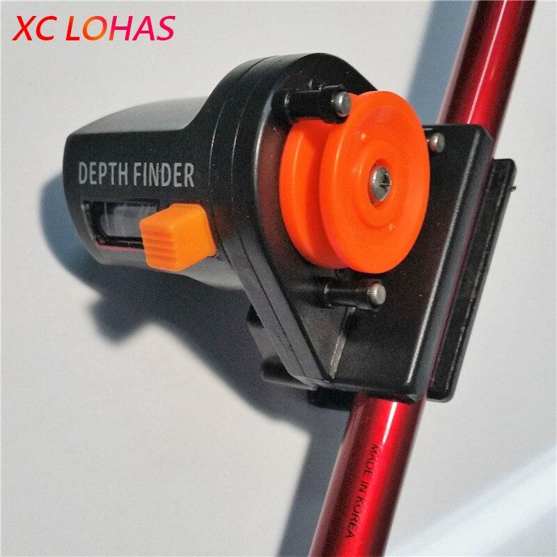 Buy high accuracy 0 999m fishing line for Digital fishing reel