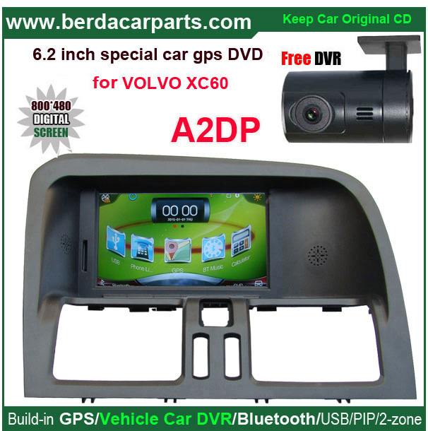 6 5 Car In Dash Touch Screen Monitor For Volvo Xc90: Online Buy Wholesale Volvo Xc90 Car Multimedia From China