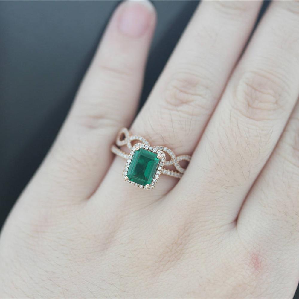 emerald brilliant cut