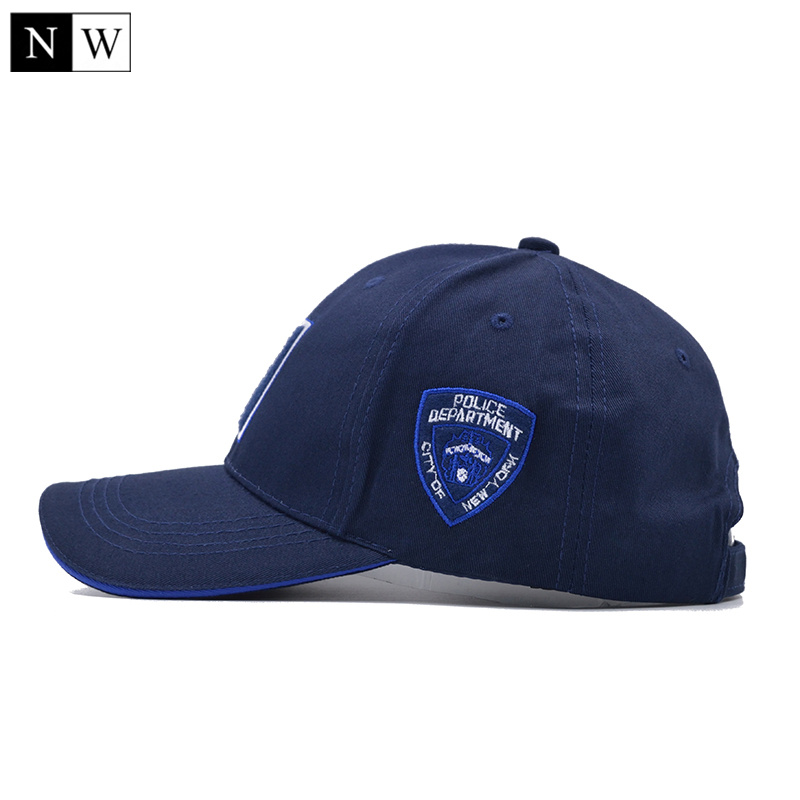 3 Colors Mens Baseball Caps Brand Police Cap with N Letter Suede Baseball  Caps Women Snapback Adjustable for Adult-in Baseball Caps from Apparel  Accessories ... d654dc931dd