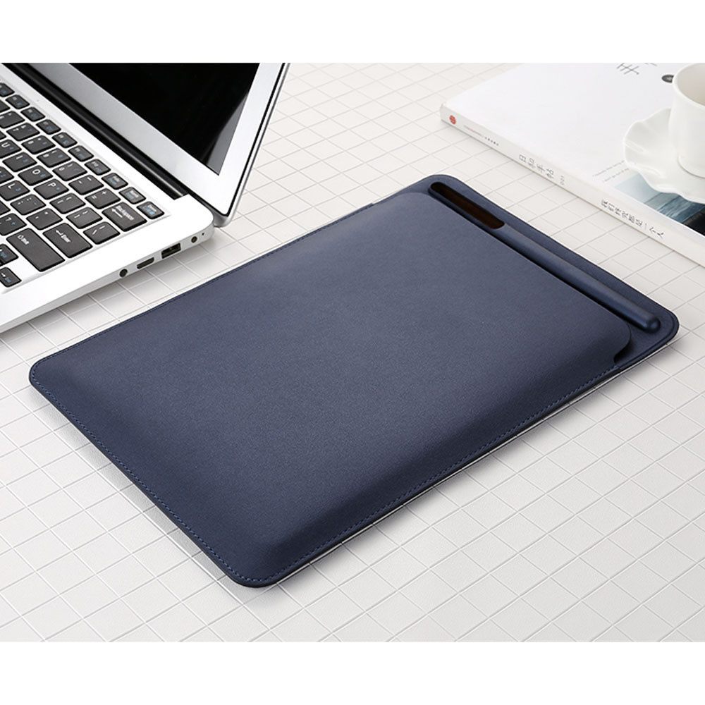 Leather Sleeve Protective Case Cover Tablet Pouch Skin For Apple Pencil & IPad Pro 10.5 9.7 Inch 20M Drop Shipping