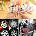 12 Цветов Водонепроницаемый Автомобилей Шин Протектора Резина Металл Постоянный Краска Маркер