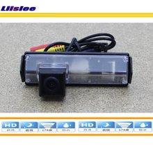 Power Relay Filter HD CCD Night Vision Car Rear Camera / Reverse Camera For Mitsubishi Pajero Sport / Pajero Dark 2008~2015