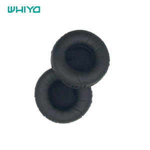 Whiyo Cushion-Cover Headphones Earmuff Replacement-Cups Ear-Pads MDR-F1 Sony for 1-Pair
