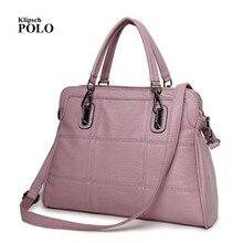 Echtes Leder Tasche für Frauen Luxus Marke Designer Handtaschen Aus Echtem Leder Damen Casual Schulter Messenger Bags