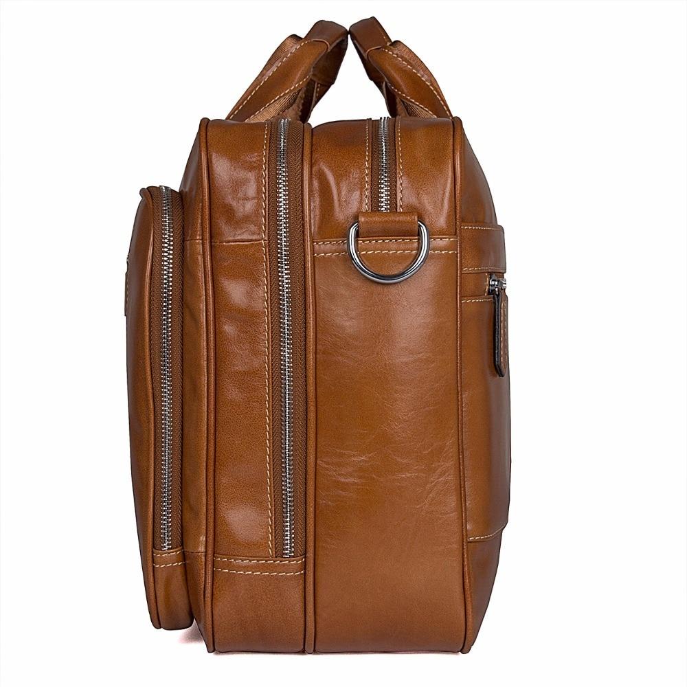 J.M.D Vintage Style Breifcase Bag za poslovne ljude velikog - Aktovke - Foto 4