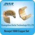 Высокое качество! Медный набор Novajet 1000I (2 шт./компл.)