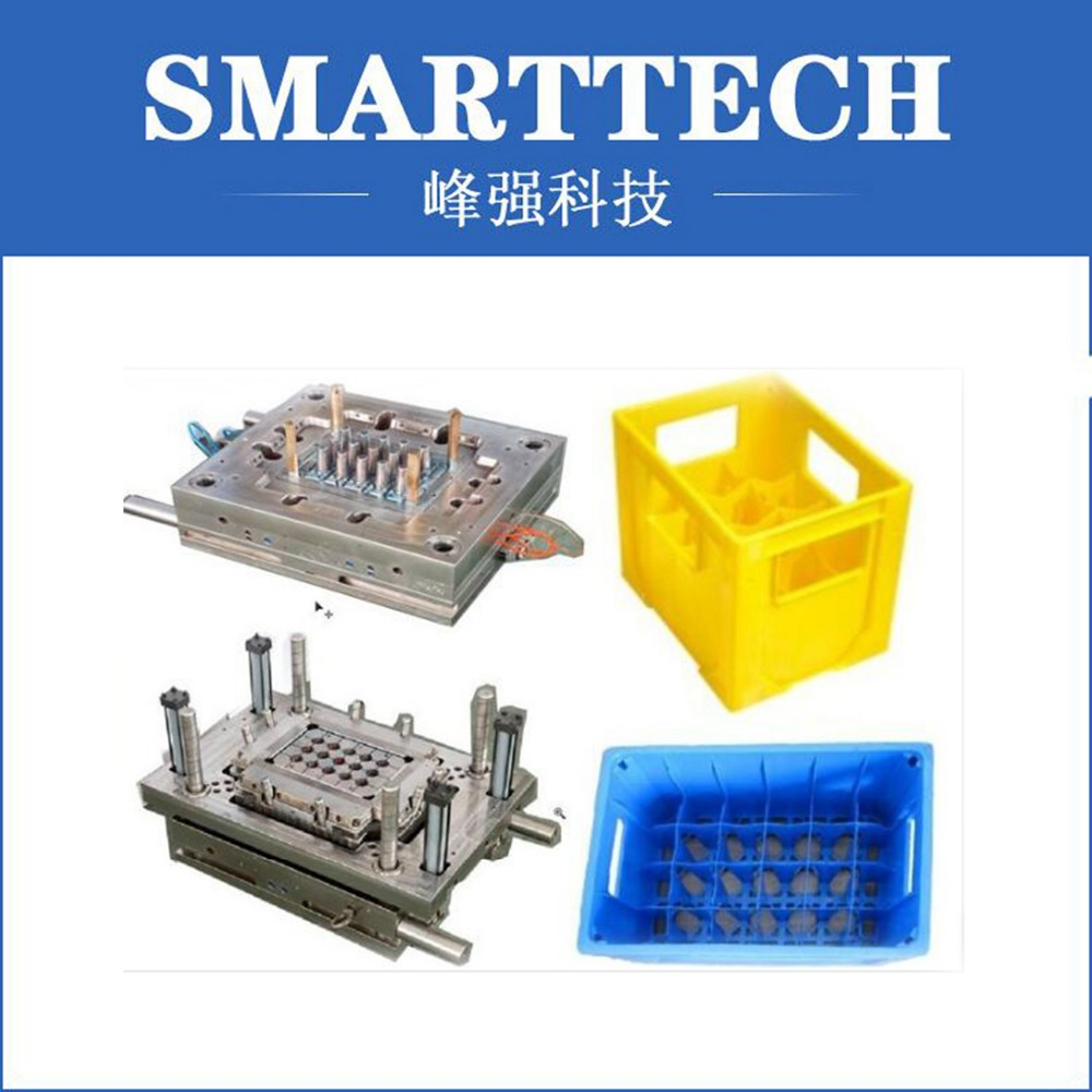 2018 custom-made cola plastic injection basket mold plastic tableware box injection mold makers