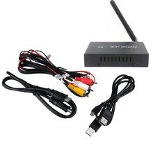 Para ios11 HDMI WIFI suporte WiFi Exibição Caixa de Espelho de Carro DLNA Miracast Airplay Mirroring ios dispositivos Android para o Carro e casa