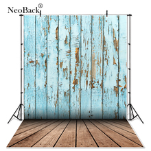 NeoBack Thin Vinyl Backdrops computer Printed Photography Backgrounds photo studio Photo Background Wood Floor Photocall P1324