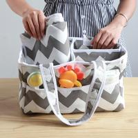 Portable Baby Diaper Change Organizer Mummy Handbag with Nappy Changing Pad Nappy Bag Stroller Accessories Baby Bags For Mom