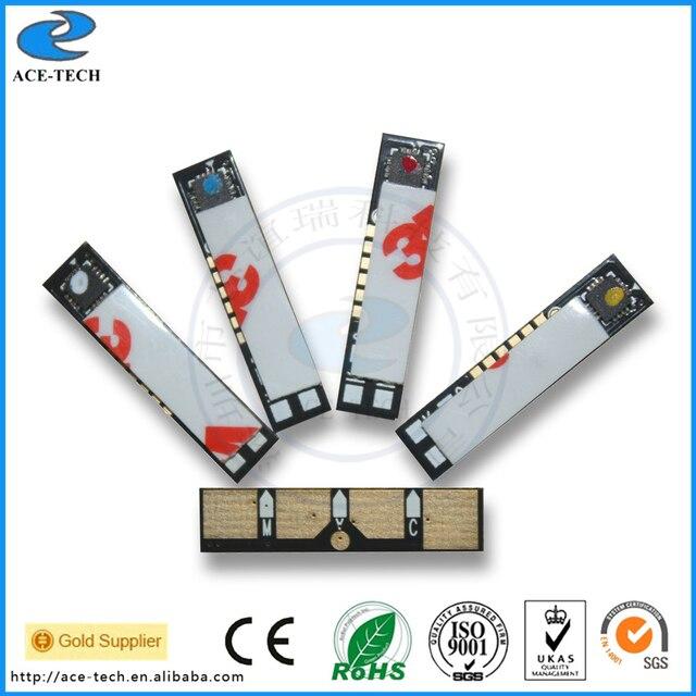 CLT 407ชิปหมึกสีสำหรับS Amsung CLP320/325/CLX3185/3186เครื่องพิมพ์ตลับหมึกเติมรีเซ็ต1.5พันที่มีaส่วนลดที่ต่ำกว่า