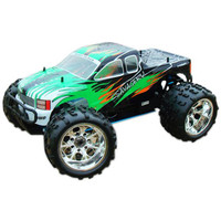 HSP 94762 RTR 1/8 Scale 4WD PRO Nitro Off Road Truck SAVAGERY RC Engine Power Model Vehicle