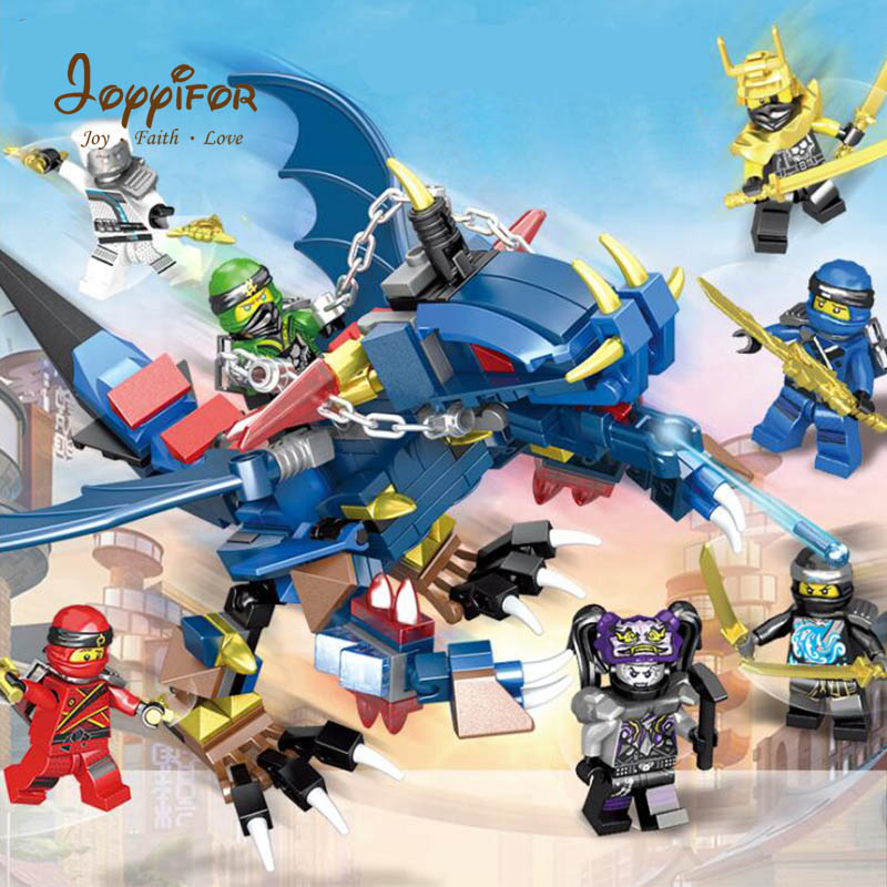 Blocks Clever Joyyifor 8in1 Fusion Knight Action Figure Building Blocks Compatible With Legoingly Ninjagoingly For Children Kids Christmas Toy Packing Of Nominated Brand