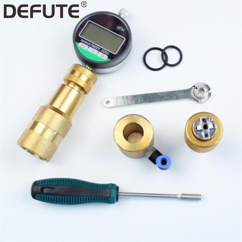 Дизельный инжектор Cat прокладки прокладок регулировки измерительные инструменты разборки и съемные комплекты для CAT 320D HEUI