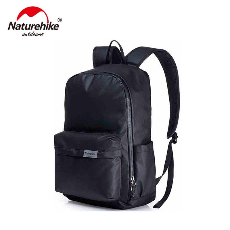 Naturehike 23L Outdoor Waterproof Bag 2 Colors Unisex Shoulder Straps Traveling Climbing Sport Laptop Backpack NH17A002
