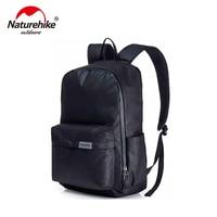Naturehike 23L Outdoor Waterproof Bag 2 Colors Unisex Shoulder Straps Traveling Climbing Sport Laptop Backpack NH17A002 B