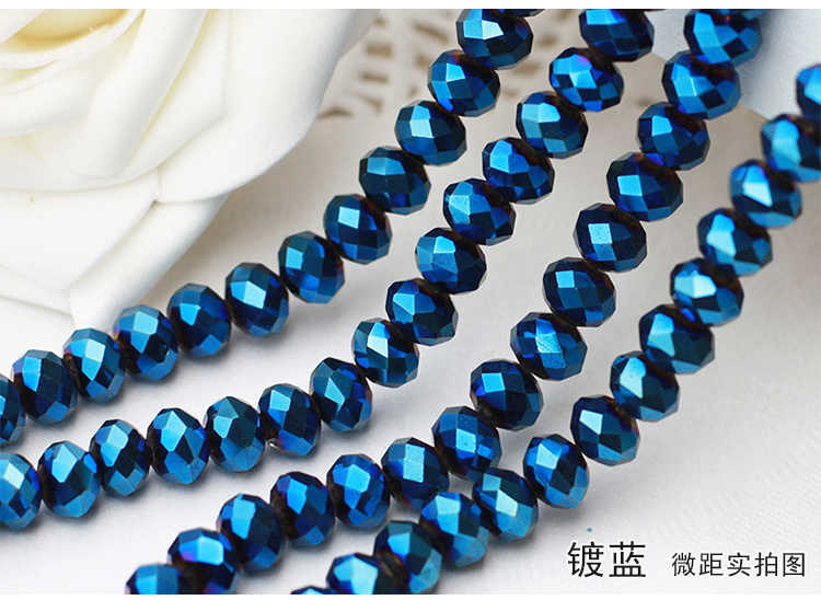 5040 AAA metallic Sapphire สีหลวมคริสตัล Rondelle beads.2mm 3 มม. 4 มม., 6 มม., 8 มม. 10 มม., 12 มม. จัดส่งฟรี!