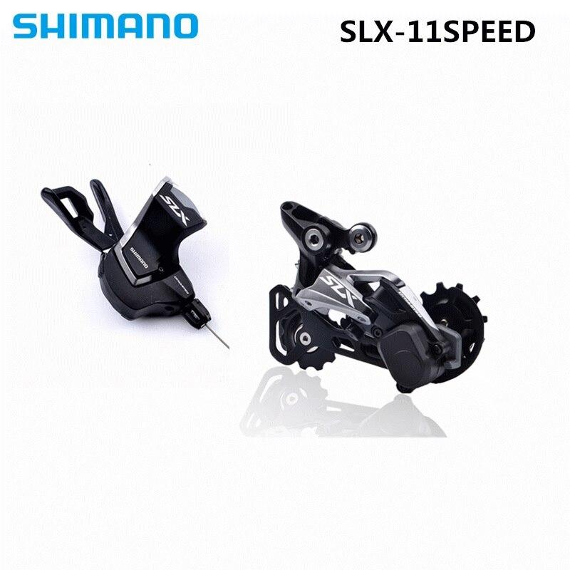SHIMANO DEORE SLX M7000 Groupset SL M7000 levier de vitesses + RD M7000 ARRIÈRE DÉRAILLEUR VTT 11-VITESSE M7000 SL + RD GS