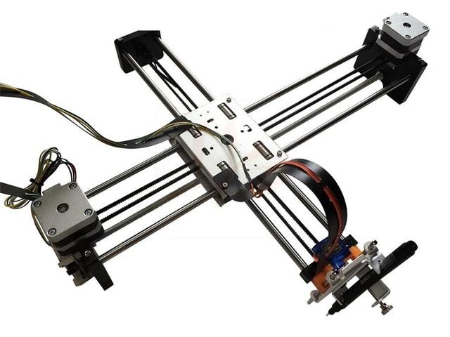 Tavolo Da Disegno Portatile : Pittura portatile lettering scrittura braccio del robot fai da te