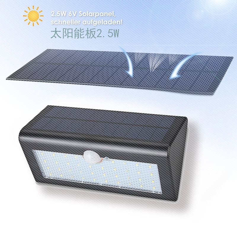 Outdoor Light Solar Emergency LED super bright household outdoor waterproof courtyard body induction Courtyard body sens FG199