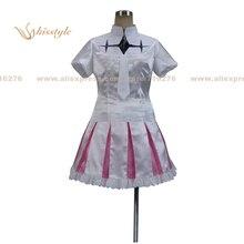 Kisstyle Мода убить ла убить nonon jakuzure три звезды Форма COS одежда косплей костюм, индивидуальные принимаются