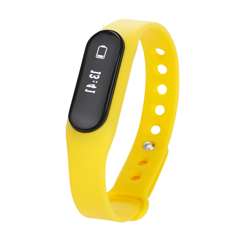 Smartband M6D GPS Smart Bracelet Fitness Step Calorie Counter Alarm Fitness Tracker Wristband for Android for iOS