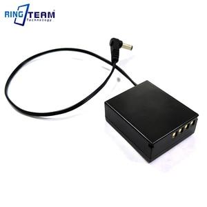Image 3 - Bateria de manequim dc om para blh1 BLH 1, acoplador dc para câmeras digitais olympus em1 mark ii EM1 2 em1 mark 2