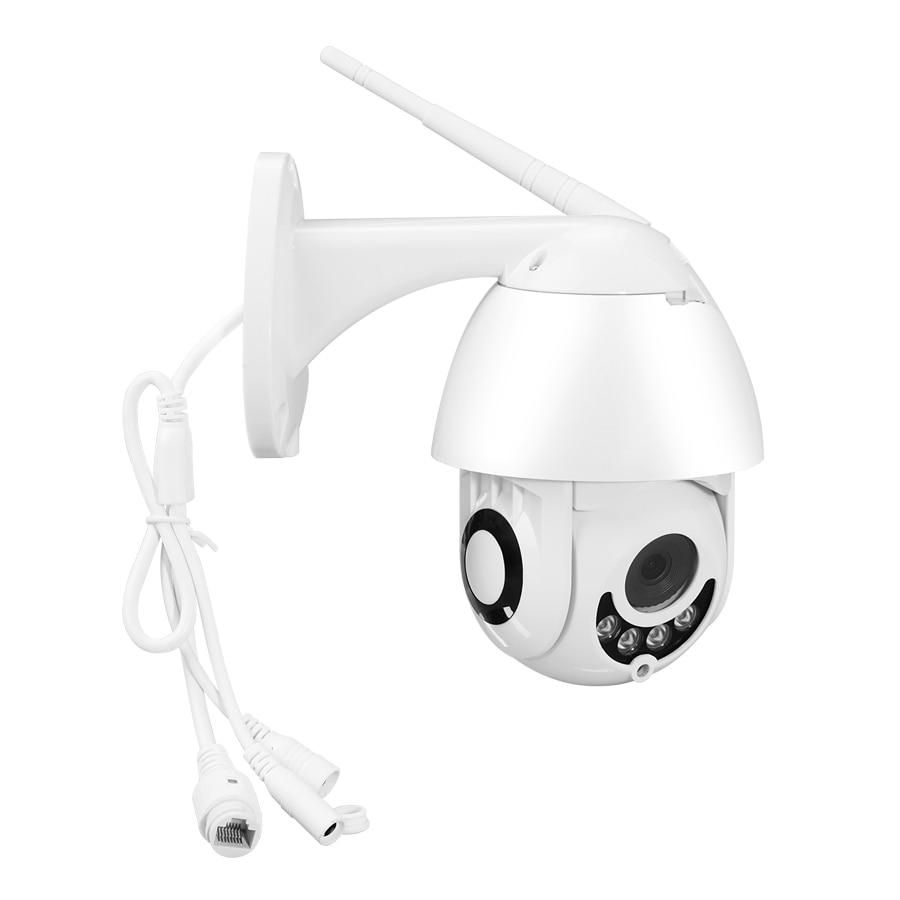 WIFI Camera Outdoor 2MP IP Camera 1080p Speed Dome Wireless CCTV Security Cameras IP Camera WIFI Exterior IR Home Surveilance