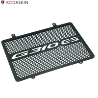 KODASKIN Radiator Protection Covers Stainless Steel Guard Water Tank Motorcycle Mudguards for BMW G310GS