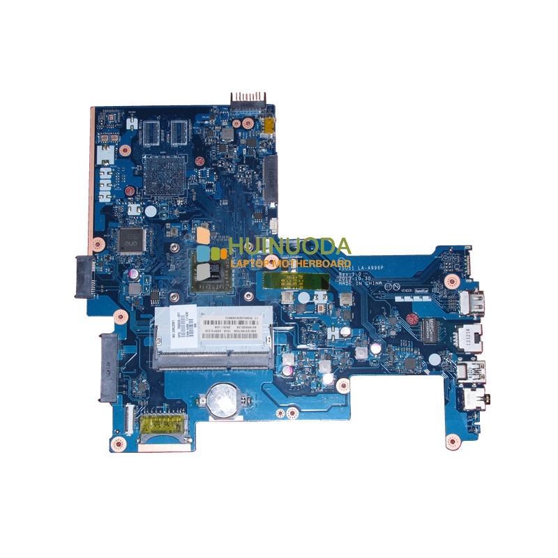 все цены на  750633-501 For Laptop Motherboard HP 15-H 15-G series ZS051 LA-A996P REV 1.0 750633-001 mainboard  онлайн