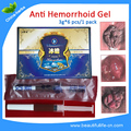 12 Pcs/2 packs internal hemorrhoids treatment hemorrhoids gel Anti-hemorrhoids ointment 100% natural Herbs no side-effects