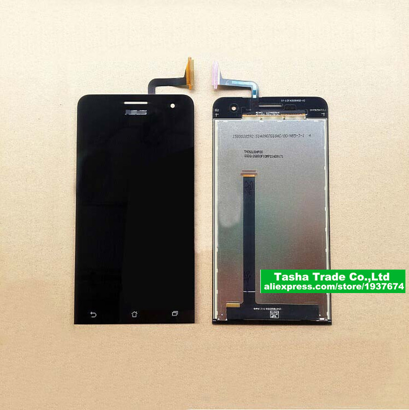 Phone call for Asus ZenFone 5 Zenfone 5 A500CG Black LCD Display Panel Screen Digitizer Touch
