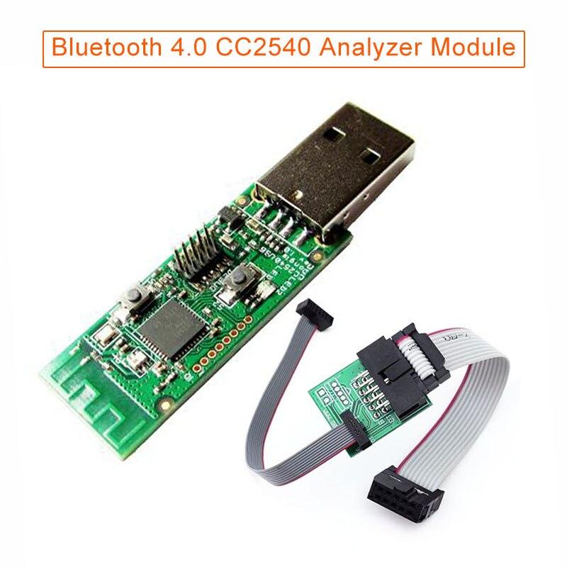 New Hot CC2531 CC2540 Sniffer Protocol Analyzer Module Bluetooth 4.0 with USB DongleNew Hot CC2531 CC2540 Sniffer Protocol Analyzer Module Bluetooth 4.0 with USB Dongle