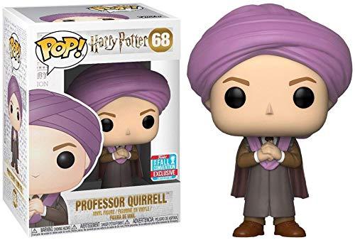 2018 NYCC exclusif Funko pop officiel Harry Potter-professeur décalrell vinyle figurine à collectionner modèle jouet en Stock