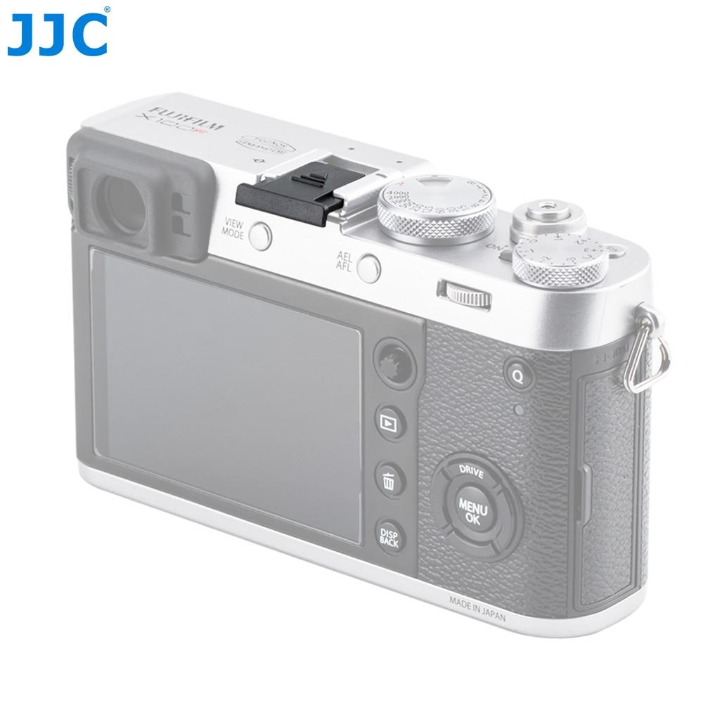 JJC Hot Shoe Cap Cover for Fujifilm X-T1 X-T2 X-T10 X-T20 X-PRO1 X-PRO2 X-E3 X30