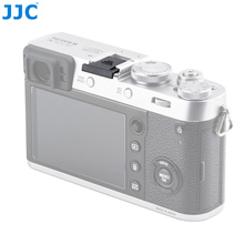 JJC Fotocamera Hot Shoe Protezione Della Copertura Della Protezione per FUJIFILM X A5 X H1 GFX50S X100S X100T X A10 X T1 X T2 X T10 X PRO1 X PRO2 x70 X A1