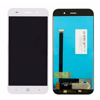 Tested LCD For ZTE Blade X7 D6 V6 Z7 T660 T663 LCD Display with Touch Screen Digitizer