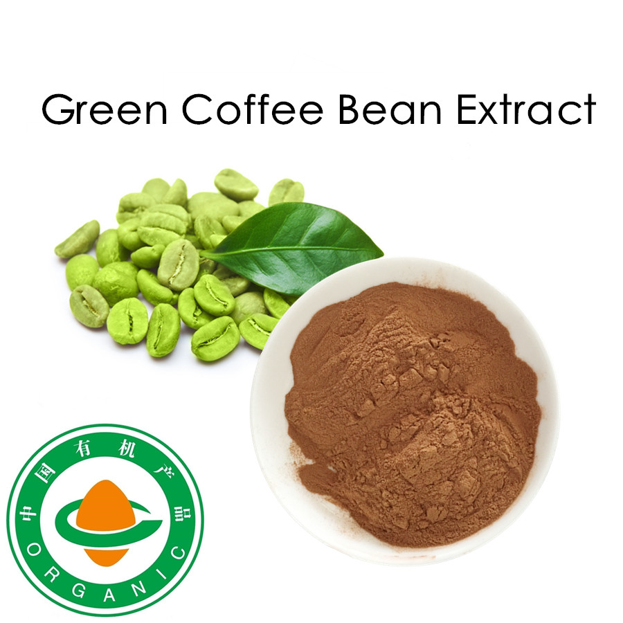 100 Pure Green Coffee Bean Extract Double Strength Supports