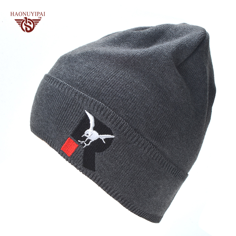 Knit Winter Hats For Men Women Bonnet Beanies Skullies Caps Winter Hat Cap Balaclava Beanie Bird Embroidery Gorros brand beanies knit men s winter hat caps skullies bonnet homme winter hats for men women beanie warm knitted hat gorros mujer