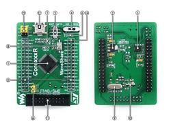 Core205R STM32F2 płyta główna STM32F205RBT6 STM32F205 STM32 rozwój pokładzie JTAG Cortex-M3 oceny płyta główna z pełnym IOs