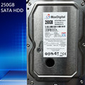 "250GB HDD SATA 3.5"" Enterprise Grade Security CCTV Hard Drive Warranty for 1-year"