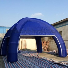 Advertising inflatable dome spider tent inflatable semicircular tent for sale custom advertising inflatable spider tent from china