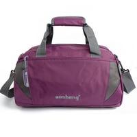 Waterproof Women Men Gym Bag Fitness Handbags Shoulder Bags For Travelling Outdoor Sports Yoga Mat Sack