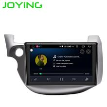 JOYING Android 8.1 Car Multimedia Lettore Registratore a Nastro Navigatore GPS 8 core 64 GB ROM 4 GB di RAM Radio per honda Fit/Jazz 2008-2013