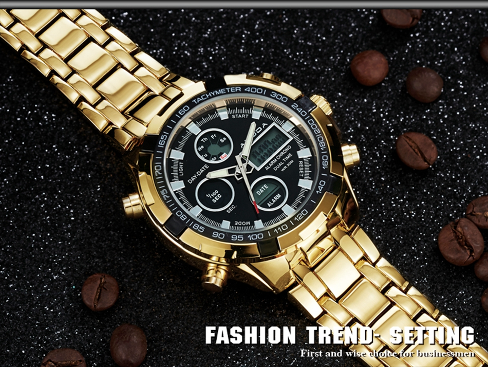 AMUDA chic  quartz wristwatches 2017 latest men's sport style double time display quartz wristwatches Relogio male Esportivo (10)