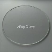 3D отопление кровать боросиликатного стекла Дельта Росток диаметр 250 ММ