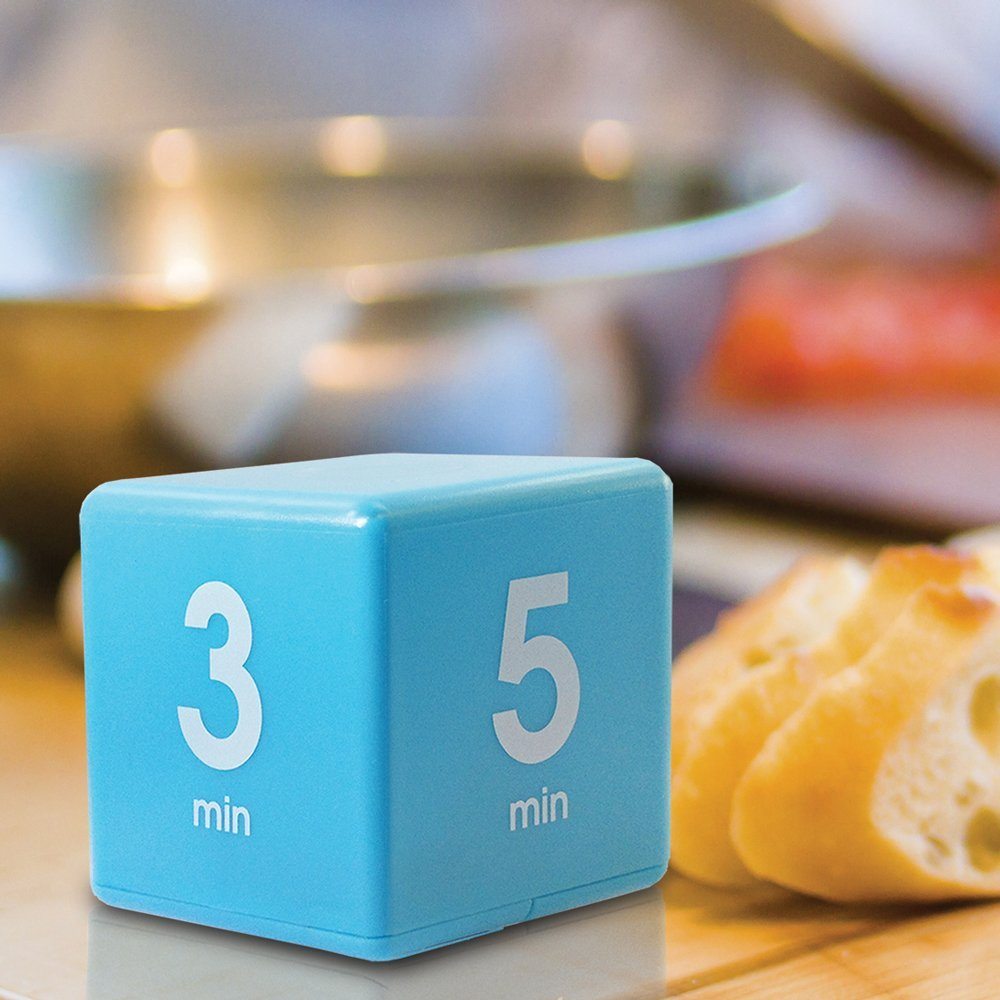 15 5 30 and 60 Minutes for Time Kids Datexx Time Cube The Miracle Cube Timer