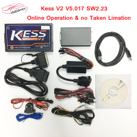 2017 Best Quality KESS V5 017 SW2 23 Kess V2 Online Master Version OBD2 Newest Manager